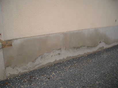 Asséchement des murs